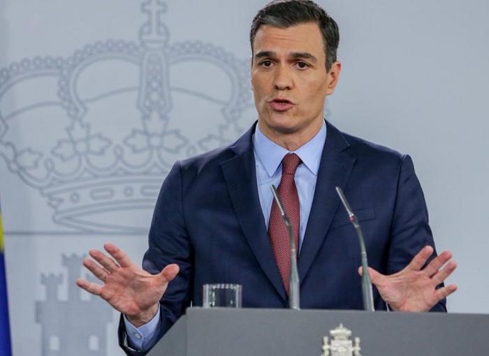 PEDRO SÁNCHEZ PROPONE UNA REFORMA CONSTITUCIONAL