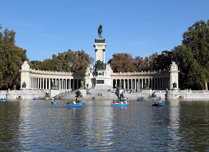 MADRID, LA CIUDAD MÁS VISITADA DE ESPAÑA