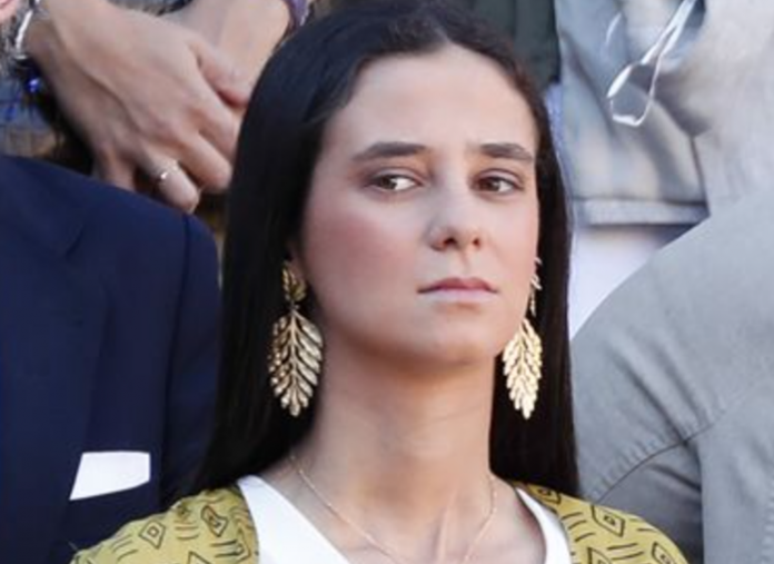 Victoria Federica es una de los ocho sobrinos de Felipe VI y Letizia