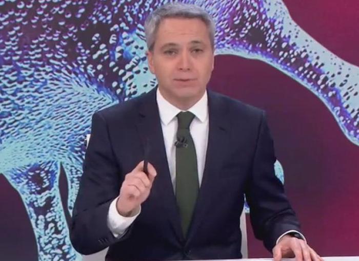 VICENTE VALLÉS RETRATA A PABLO IGLESIAS