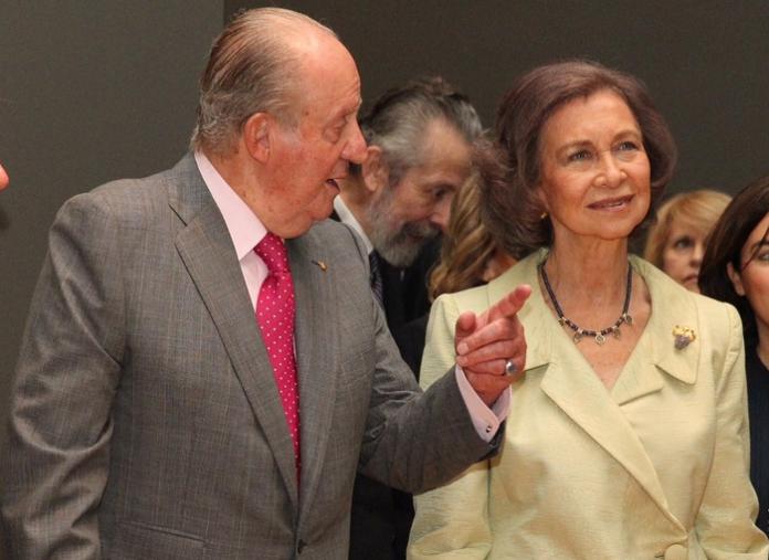 Así fueron los primeros años de matrimonio de Juan Carlos y la Reina Sofía
