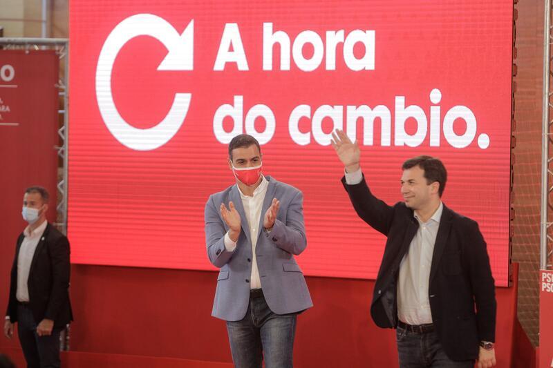 Sánchez regresa a Galicia para movilizar al electorado progresista