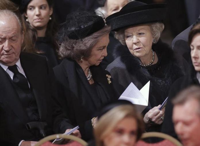 Las amistades más cercanas de la Reina emérita Sofía