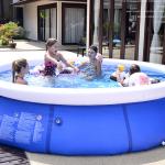 Intext, bestway: 10 piscinas portátiles chulísimas que deberías comprar antes de que se agoten