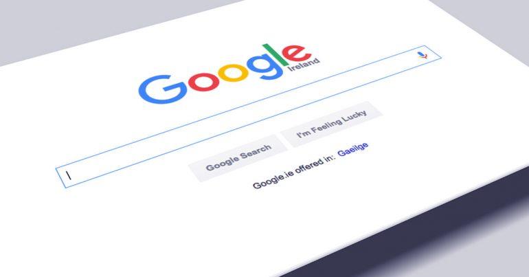 Búsqueda de fotografía en Google