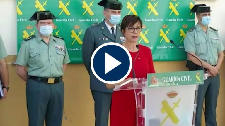 La Guardia Civil incauta más de 300.000 mascarillas caducadas