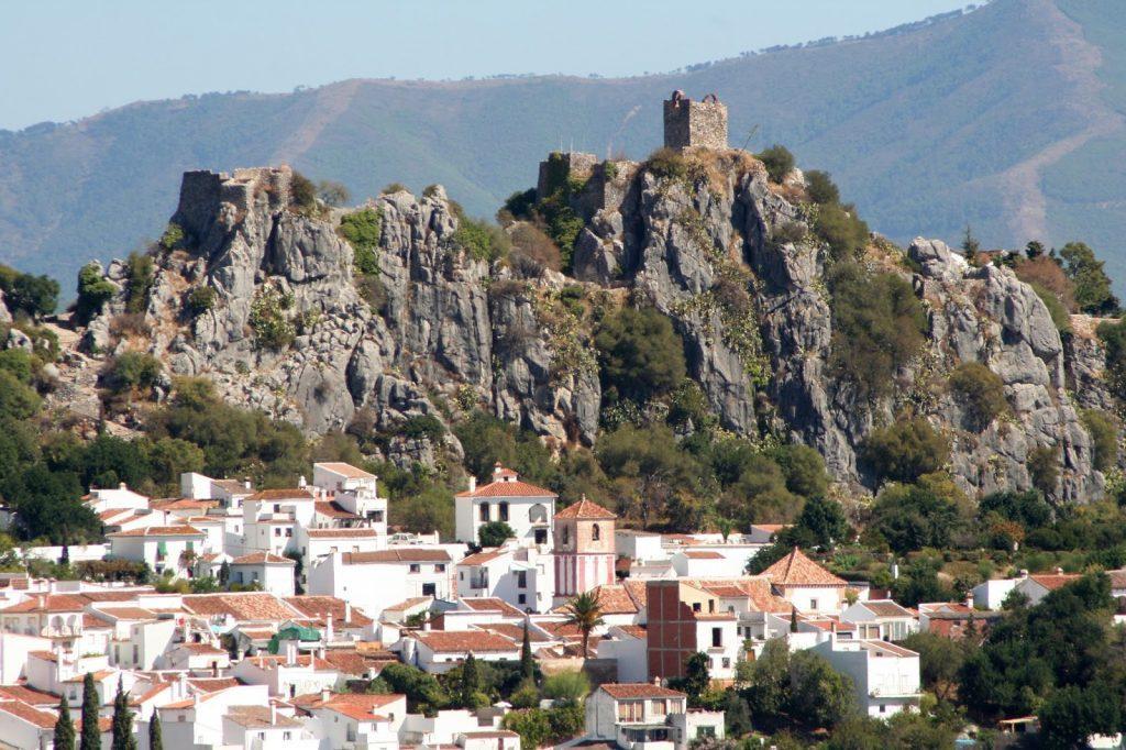 Gaucín, el mejor pueblo de España
