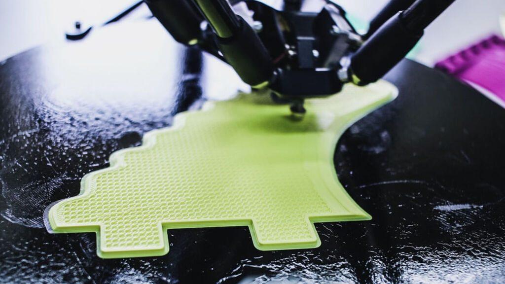 Tecnología de la impresora 3D