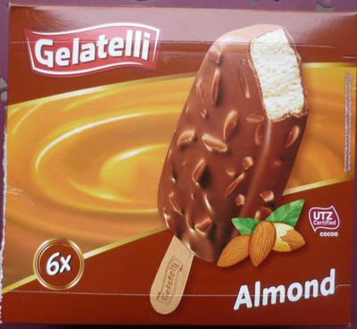 Helados Almond Gelatelli para Lidl