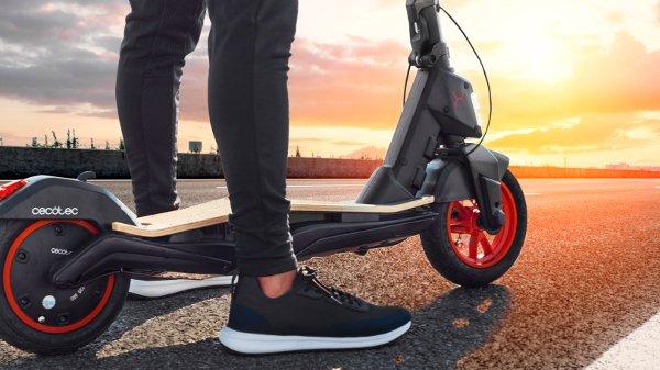 El patinete eléctrico es la revelación de este 2020