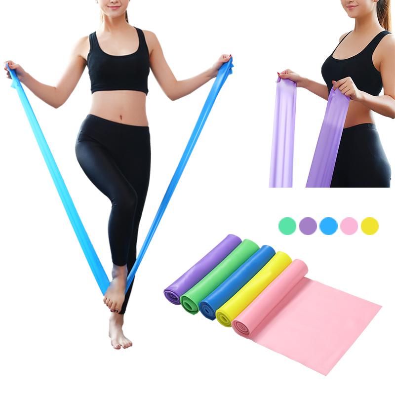cintas elasticas pilates