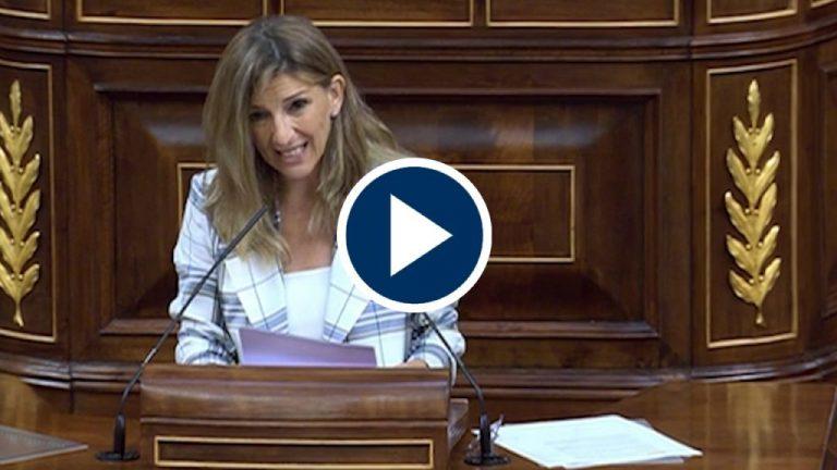 Díaz pide una convalidación de la prórroga de ERTE's en el congreso