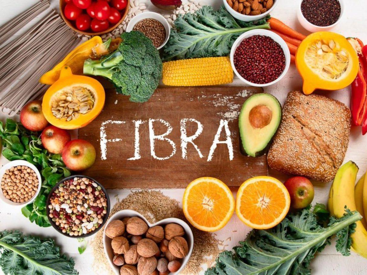 Estos son los mejores alimentos si te falta fibra