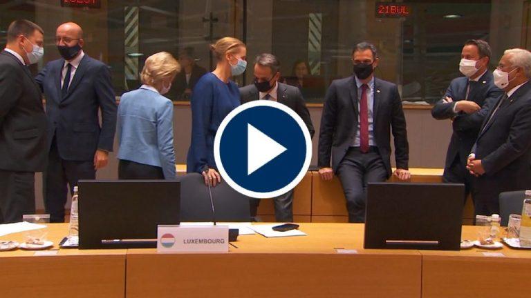 Los líderes europeos pactan 750.000 millones para un fondo de recuperación