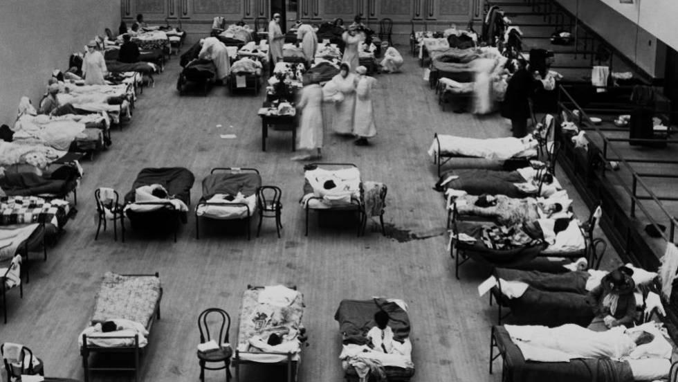 gripe espanola
