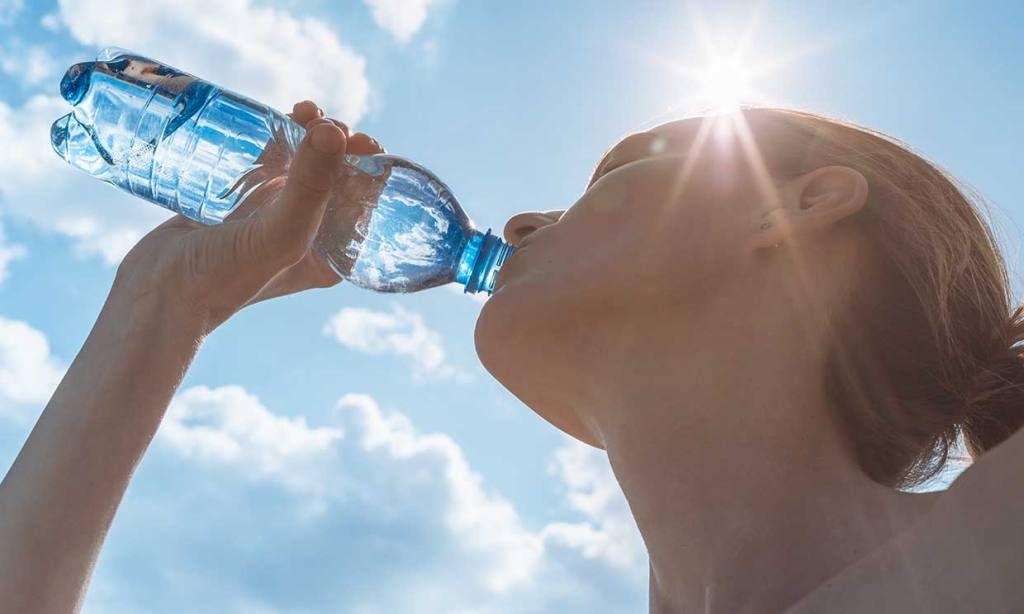 hidratacion altas temperaturas