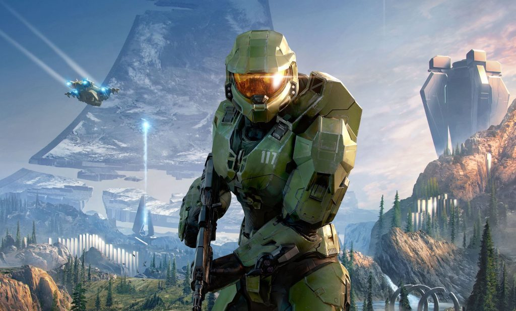 Halo Infinite para la Xbox Series X de Microsoft