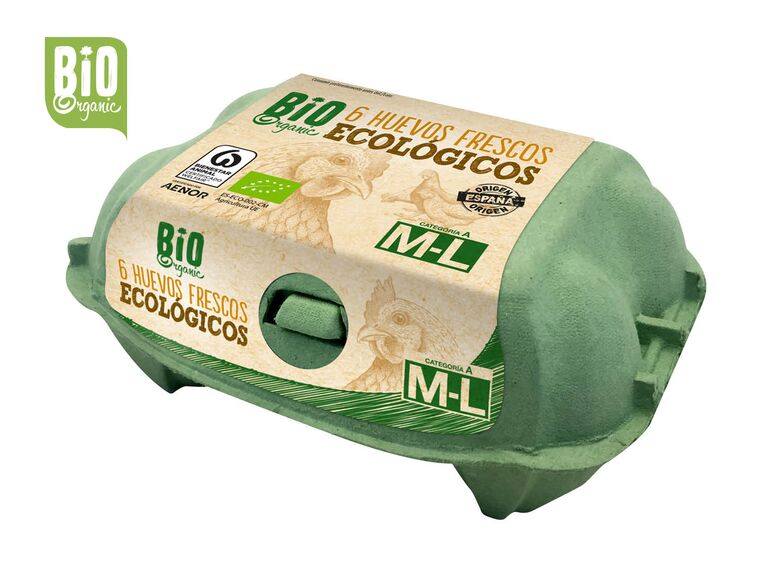 Productos ecológicos Lidl
