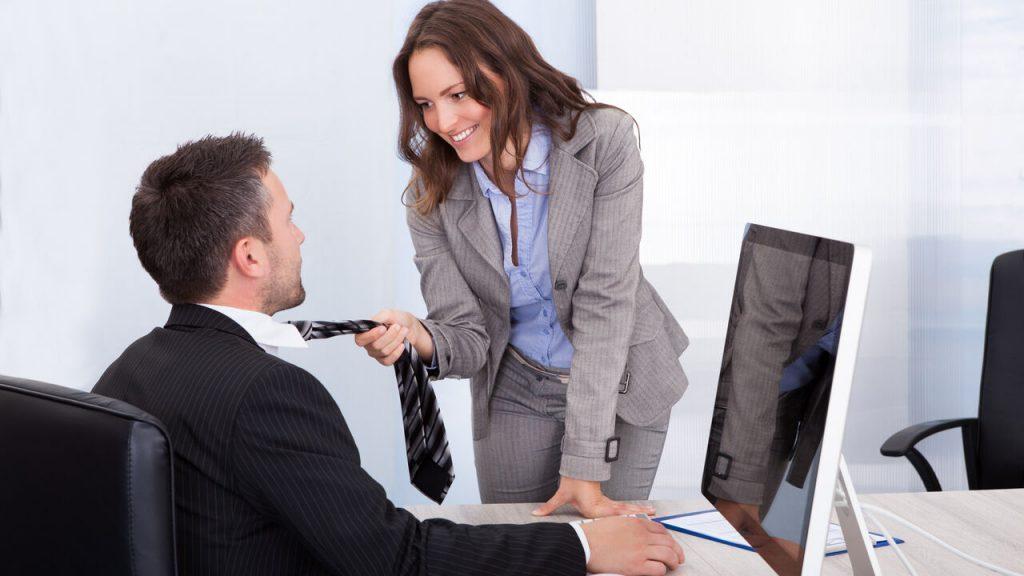 infidelidad trabajo