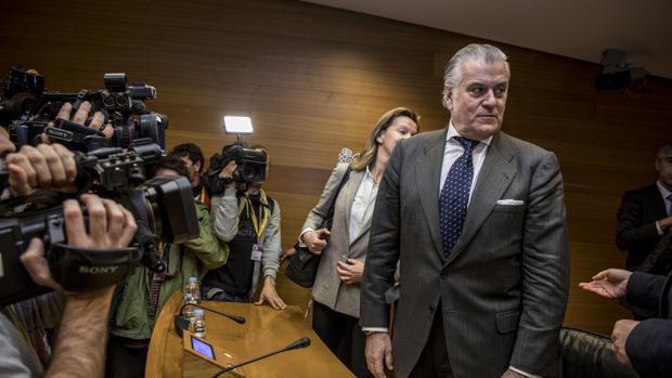 La Audiencia de Madrid confirma la absolución del PP de la destrucción de los ordenadores de Bárcenas