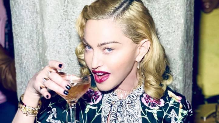 Madonna, Ricky Martin... los famosos han incendiado las redes
