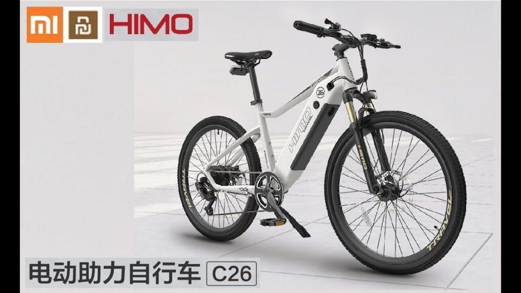 La nueva bicicleta eléctrica de XIAOMI