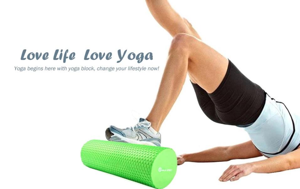 rodillo yoga y pilates