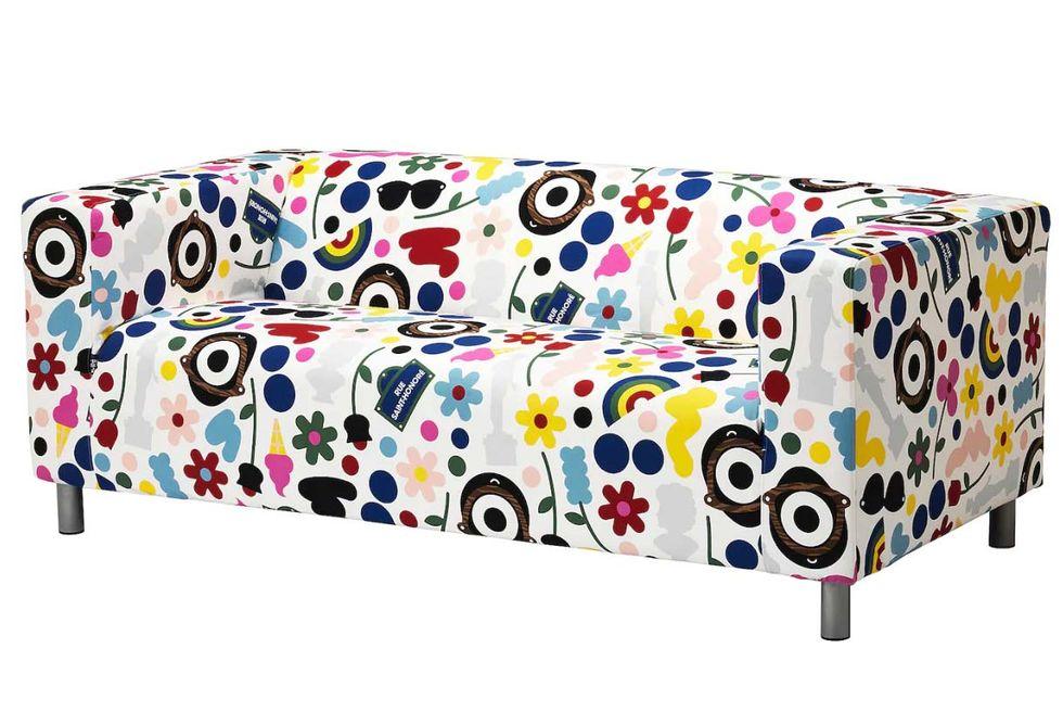 Sofá de dos plazas KLIPPAN de Ikea