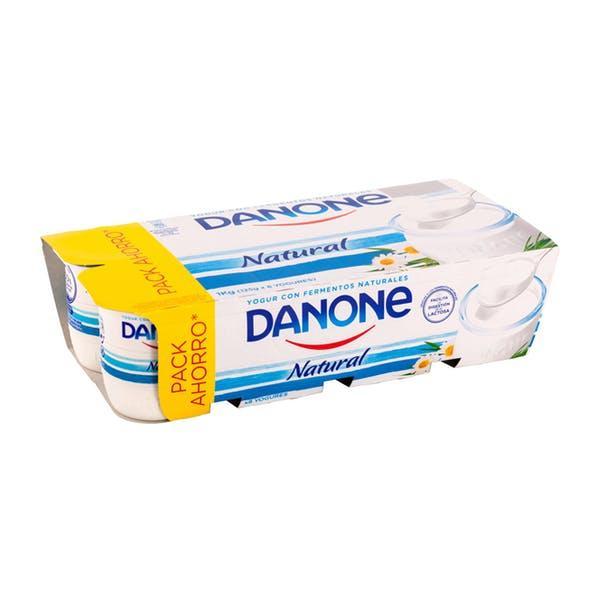 yogur natural danone