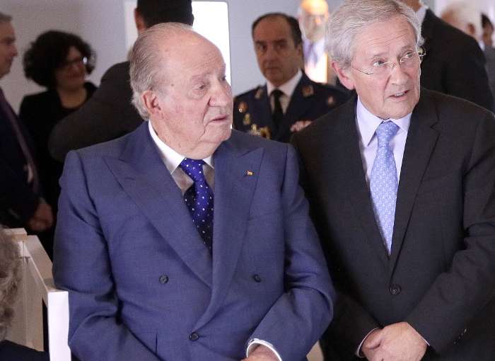 JUAN CARLOS I NACIÓ EN EL EXILIO