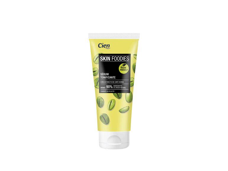 Skin Foodies Sérum tonificante con extracto de café verde que puedes encontrar en Lidl