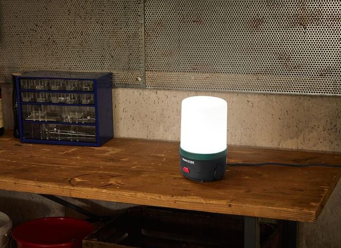 LÁMPARA LED DE TRABAJO 360º