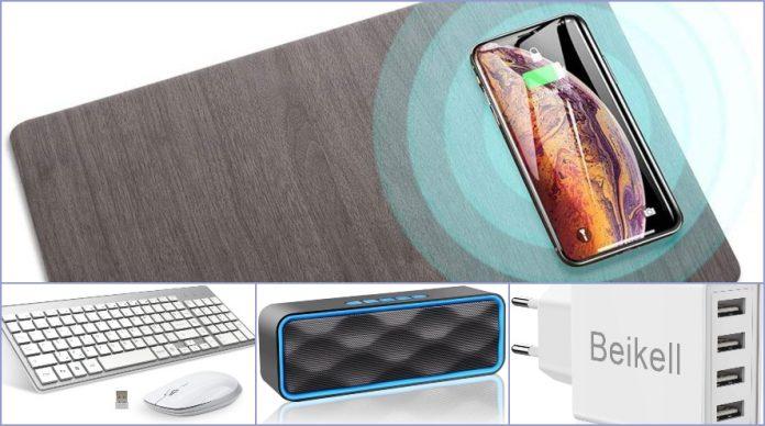 Amazon accesorios para convertir tu oficina en un centro de tecnología