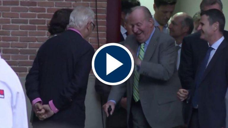 Juan Carlos I: Borbón a la fuga