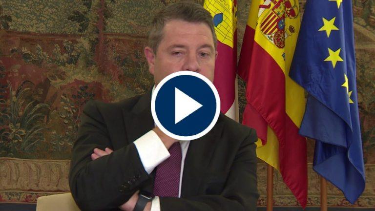 Las obras para la construcción del hospital de Albacete prioridad para García-Page