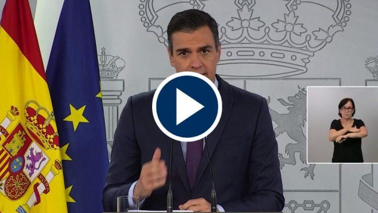 En plena escalada de rebrotes, Sánchez destaca que España hace muchos ensayos clínicos para el COVID-19