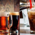 Coca-Cola o cerveza, ¿Qué bebida engorda más?