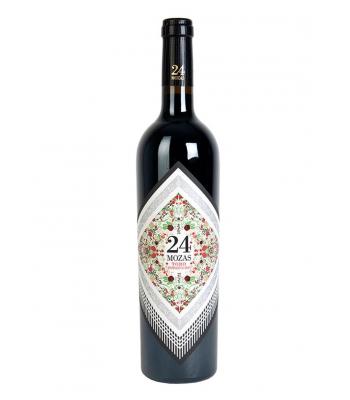 vino tinto de Toro 24 mozas - Divina Proporción