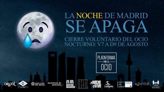 ocio nocturno de Madrid