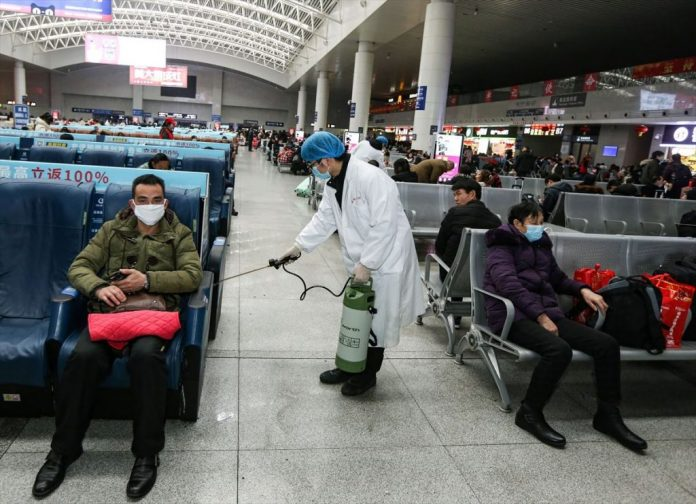 Un estudio estima que Wuhan tenía más de 12.000 casos cuando se cerró, frente a los 422 confirmados