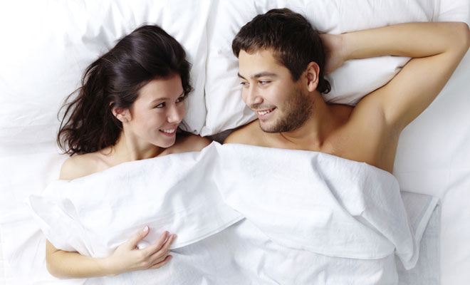 pareja sexo