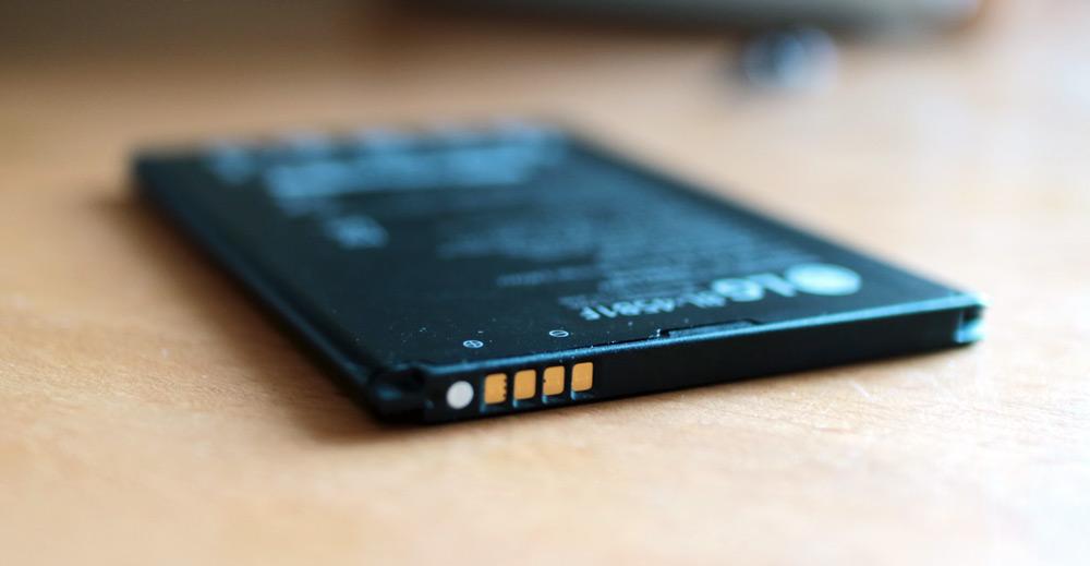 Qué es la batería de un móvil
