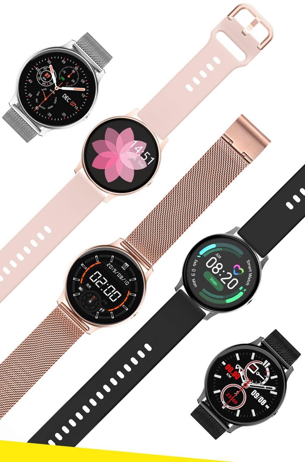 reloj con regalos