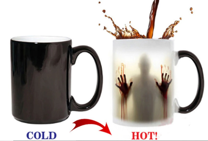 taza cafe the walking dead