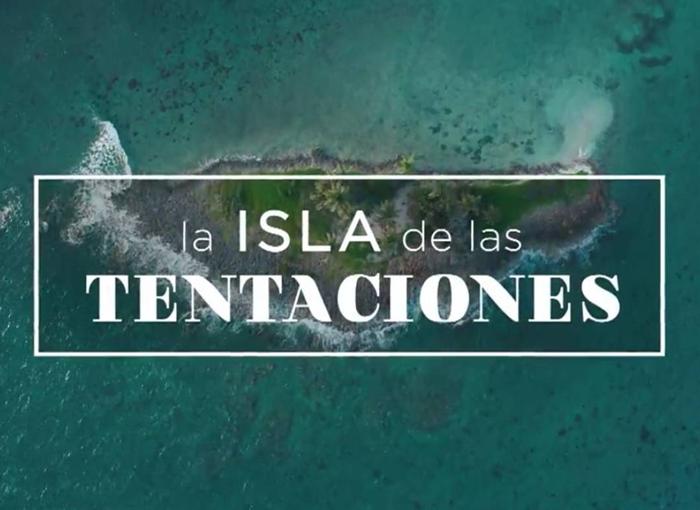 SEGUNDA EDICIÓN DE 'LA ISLA DE LAS TENTACIONES'