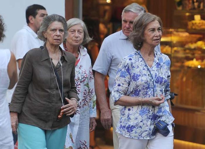 IRENE DE GRECIA, HERMANA Y AMIGA DE DOÑA SOFÍA