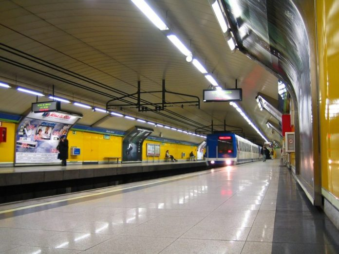 Estación Rubén Dario