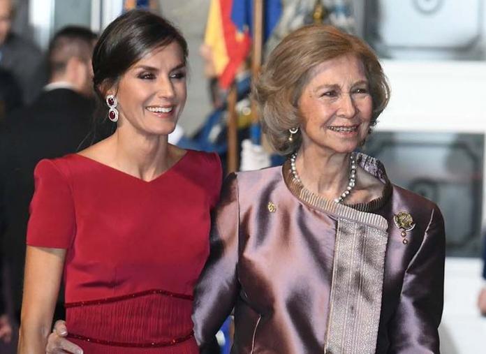 Suegra y nuera: los motivos por los que Letizia no puede ni ver a la reina Sofía