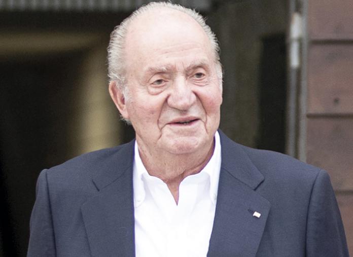 Los apoyos que le quedan al rey emérito Juan Carlos