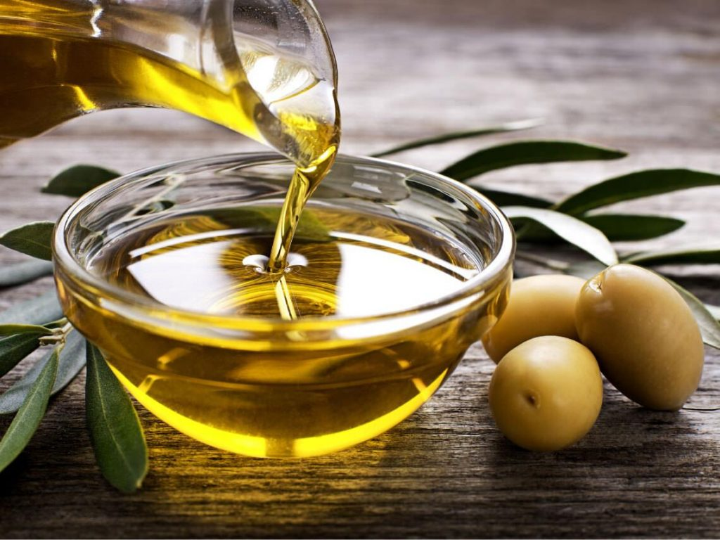 Aceite de oliva Cáncer